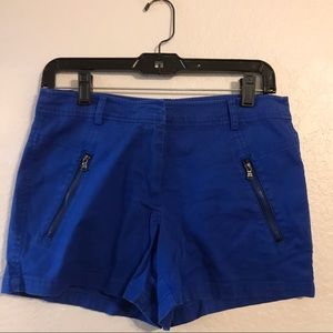 Kenneth Cole royal blue shorts